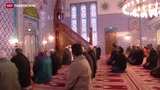 Video «Österreich: Islam-Gesetz soll vor radikalen Tendenzen schützen» abspielen
