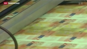 Video «EZB senkt Leitzins» abspielen
