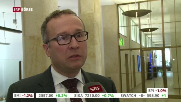 Video «SRF Börse vom 25.10.2017» abspielen