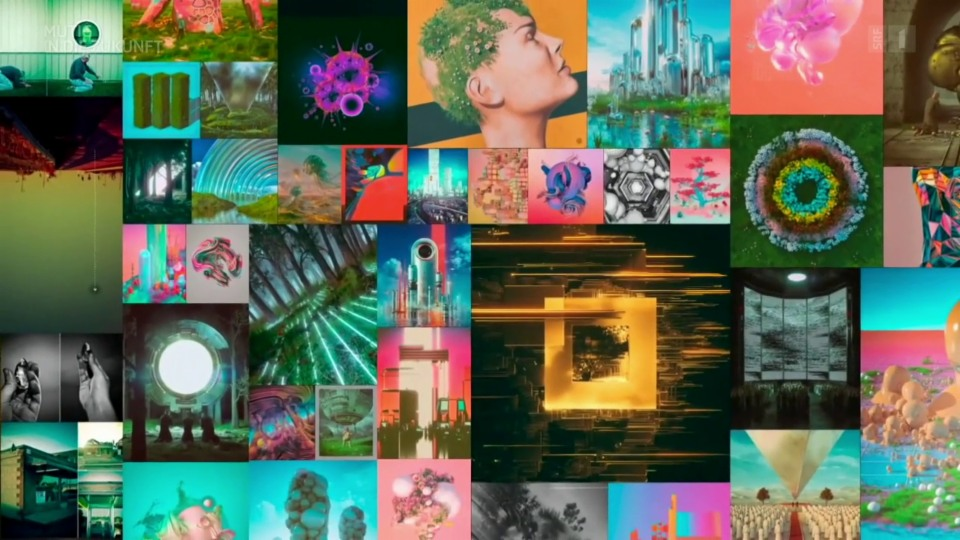 Digitale Kunst: Crypto-Art