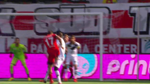 Video «Verrücktes Unentschieden in Thun» abspielen