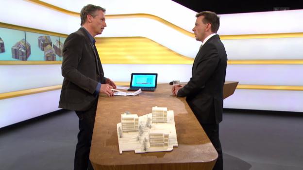 Video «Studiogespräch mit Michael Hartmann von Moneypark» abspielen
