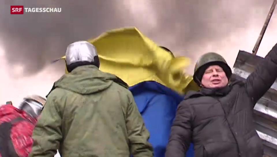 Ukraine: Noch mehr Tote statt Waffenruhe