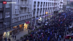 Video «Gespaltenes Serbien» abspielen