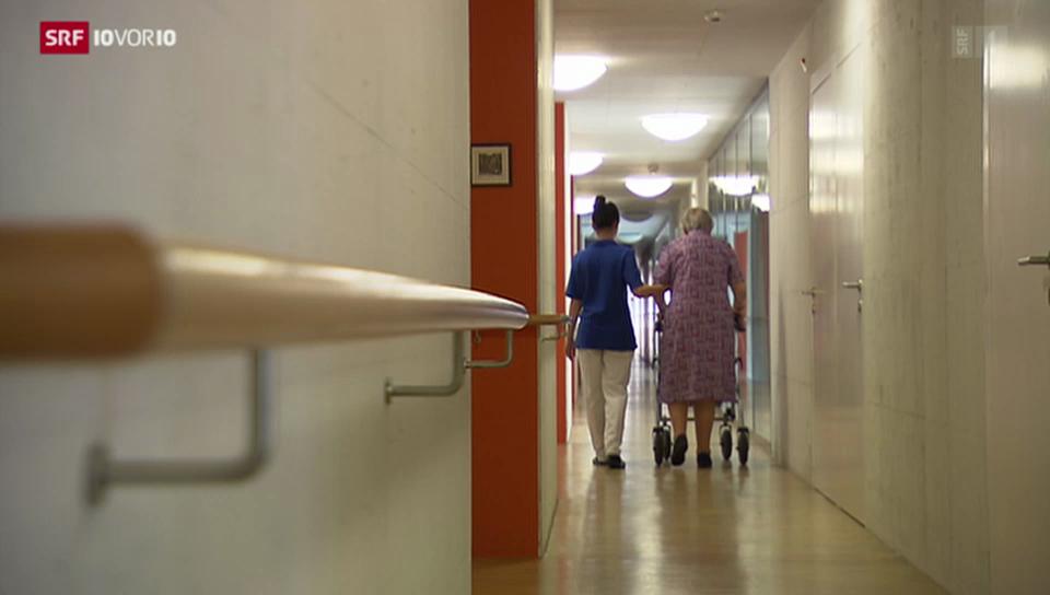 Kommt die Pflegeversicherung für alle?