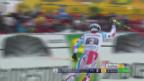 Video «Alexis Pinturaults 2. Lauf» abspielen