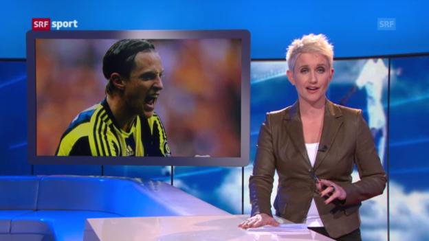 Video «Ziegler zurück bei Fenerbahçe» abspielen