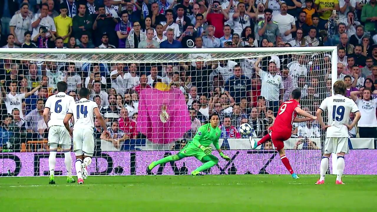 Real vs. Bayern: Ein Blick in die Vergangenheit
