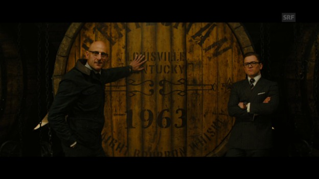 Video «Filmstart diese Woche: «Kingsman – The Golden Circle»» abspielen