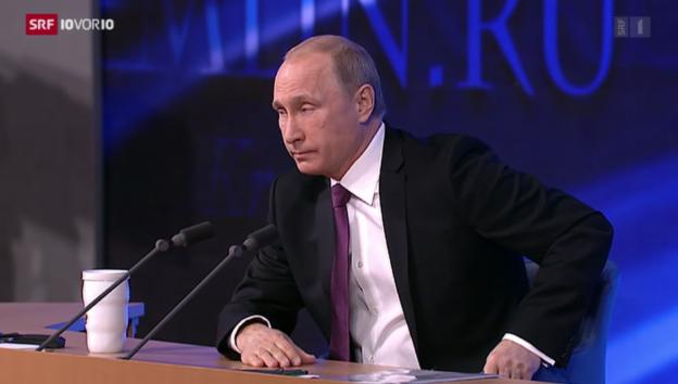 Video «Putins Vorwürfe an den Westen» abspielen