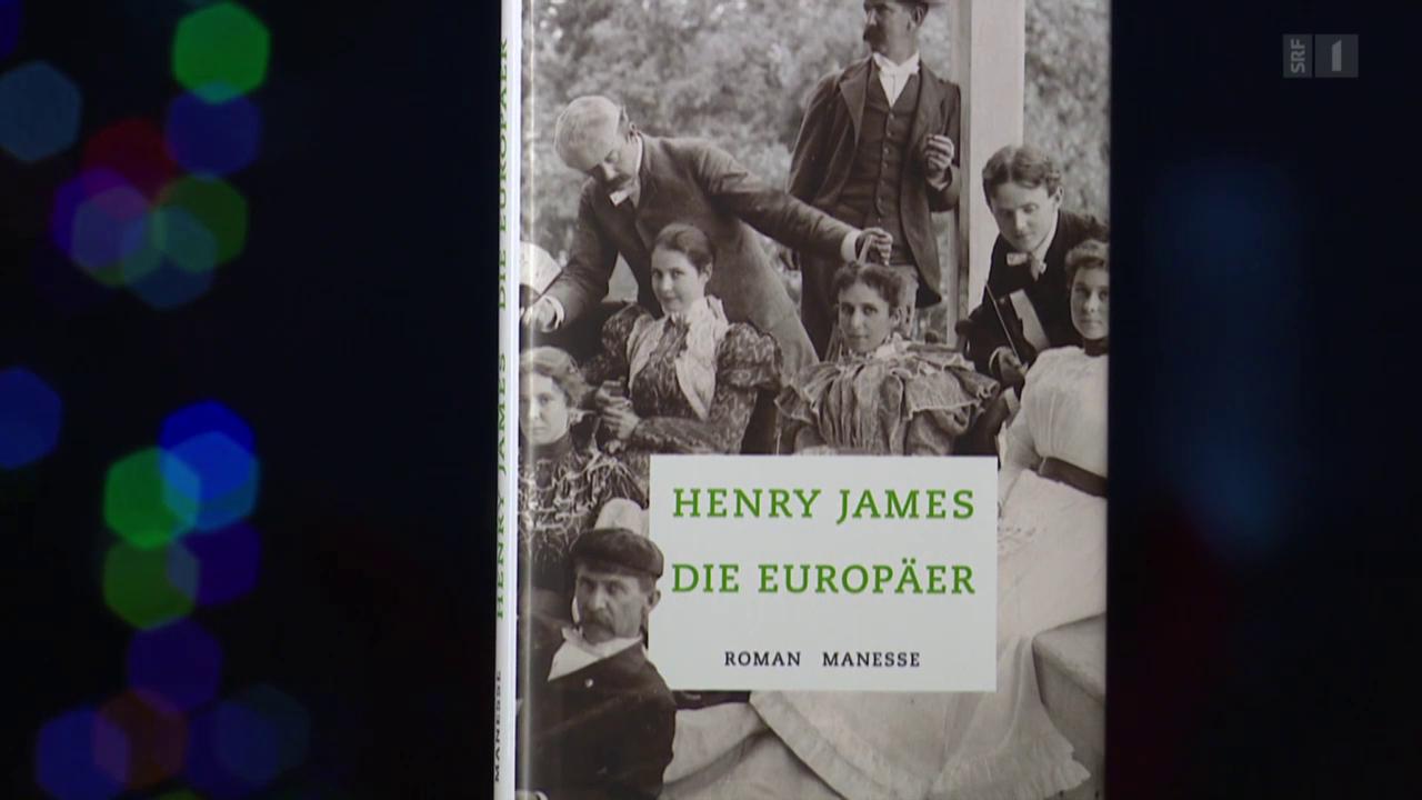 «Die Europäer» von Henry James (Manesse)
