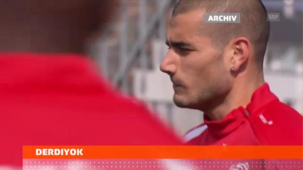 Video «Fussball: Derdiyok wird operiert» abspielen