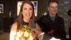 Video «Die Oscar Favoriten laufen sich warm» abspielen