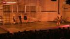Video «Antigone in Basel: hochpolitisch und topaktuell» abspielen