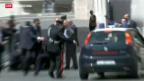 Video «Schiesserei vor Ministerpräsidenten-Sitz» abspielen