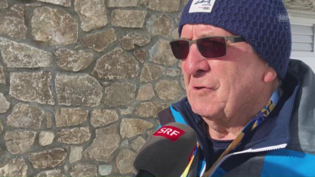Video «Voluntari Stefan Pleisch (79) und sein schönstes Erlebnis» abspielen