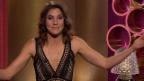 Video «Annina Frey – ein wehmütiger Abschied von «Glanz & Gloria»» abspielen
