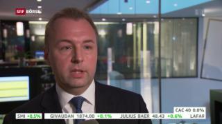 Video «Bedrohliche Lage für Schweizer Banken» abspielen