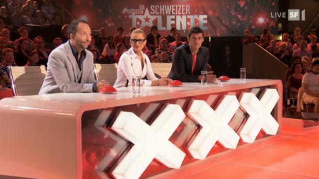Video «Halbfinal 2 vom 3.3.2012» abspielen
