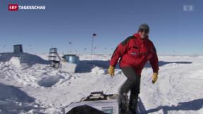 Video «Ein Schweizer als Weltklima-Chef?» abspielen