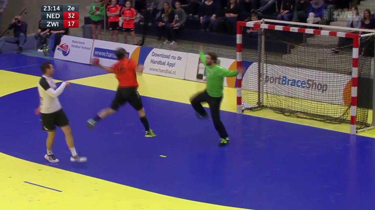 Schweizer Handball-Nati verpasst WM-Playoffs