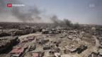 Video «IS aus Mosul vertrieben» abspielen