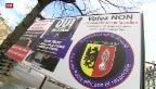 Video «Kampf mit harten Bandagen um neues Polizeigesetz in Genf» abspielen
