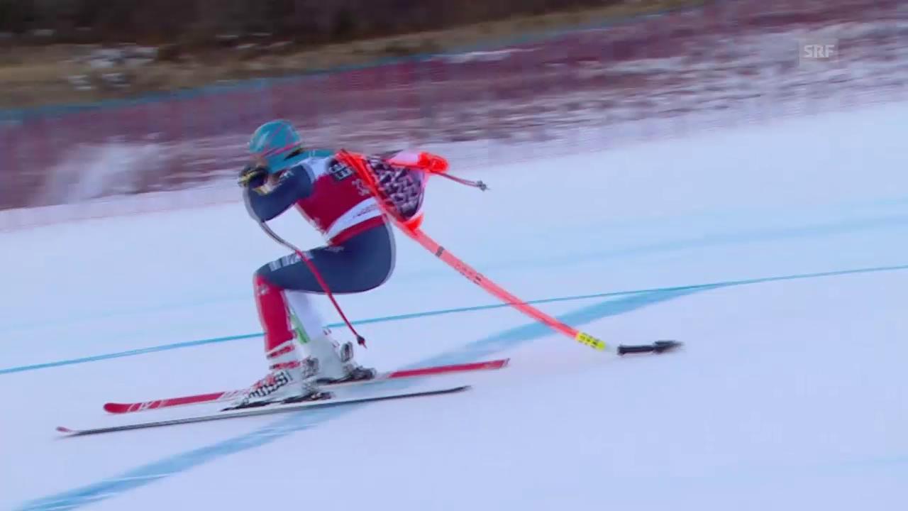 Ski: Innerhofers Torstangen-Fahrt