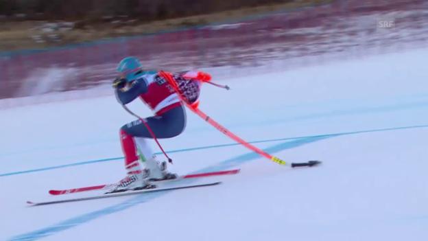 Video «Ski: Innerhofers Torstangen-Fahrt» abspielen