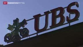 Video «UBS zieht Halbjahresbilanz» abspielen