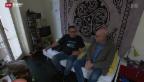 Video «Menschen ohne festen Wohnsitz fast alle krank» abspielen