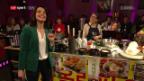 Video ««Chaempieon» heute mit Luzia Ebnöther und Nina Burri» abspielen