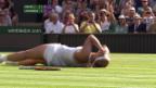 Video «Highlights Lisicki-Radwanska» abspielen