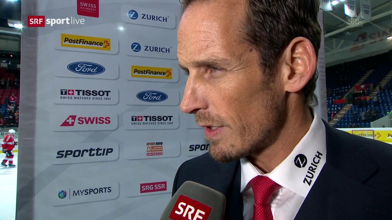 Nati-Coach Fischer über die Niederlage gegen Deutschland