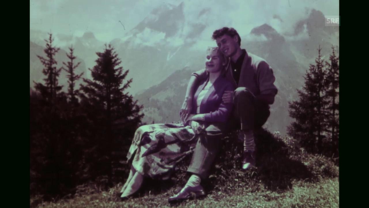 «Weite Welt», 1956