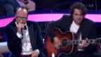 Video «Ritschi überrascht Viola mit «Kiss» von PRINCE» abspielen