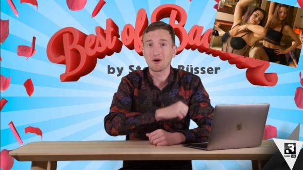 Video «Das grosse Rap-Battle im Best of Bachelor Nr.4» abspielen