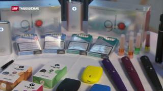 Video «Tabakkonzerne bauen auf E-Zigaretten» abspielen