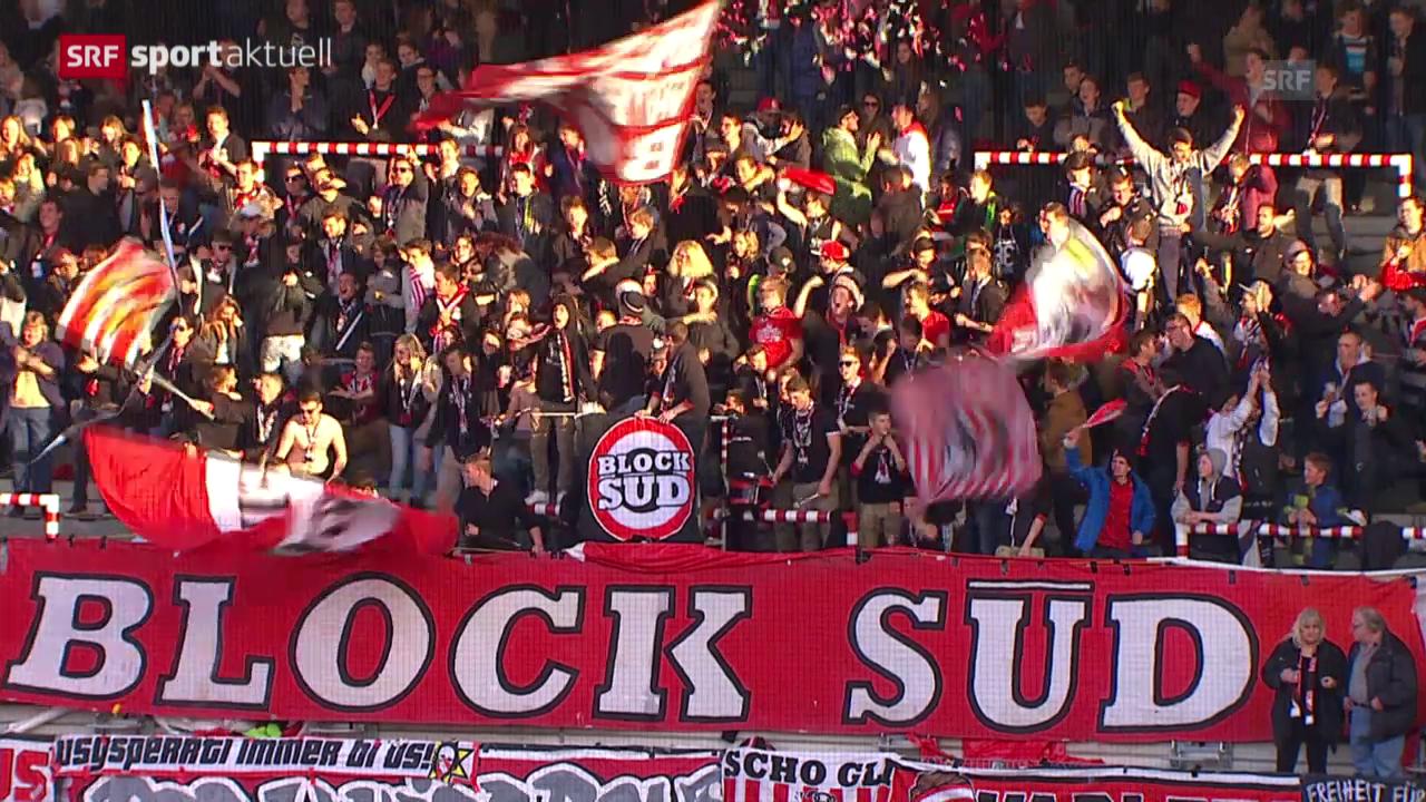 Fussball: Super League, Zusammenfassung Thun - Luzern