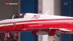 Video «Absturz eines Jets der Patrouille Suisse» abspielen
