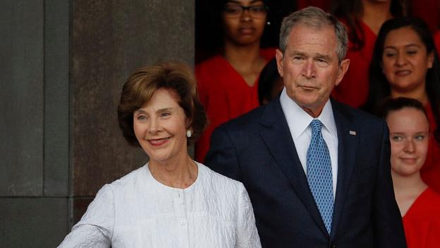 Aktive und weniger aktive US-Ex-Präsidenten