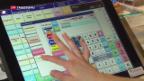 Video «Schweizer Zusammenarbeit gegen Apple & Co.» abspielen