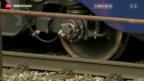 Video «Vermehrte Entgleisungen von SBB-Zügen» abspielen