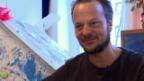 Video «Besuch: Schweizer Regisseur Oliver Rihs in Berlin» abspielen