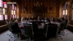 Video «Vierertreffen der Wirtschaftsminister in Basel» abspielen
