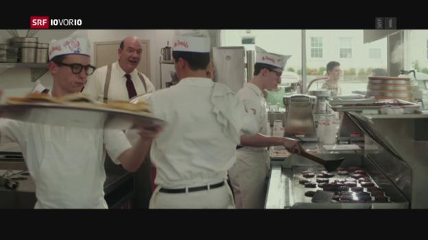 Video «Jeder kennt «McDonald's», wenige die Geschichte» abspielen