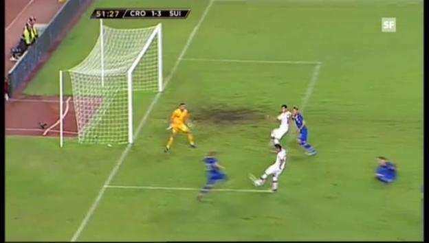 Video «Highlights Kroatien - Schweiz («sportlive»)» abspielen