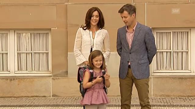 Für Prinzessin Isabella beginnt die Schule