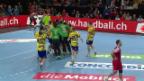 Video «Schweizer Handballer unterliegen Bosnien» abspielen