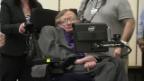 Video «Stephen Hawking: Der Popstar unter den Physikern ist tot» abspielen